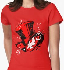 p5 Womens Fitted T-Shirt
