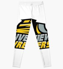 The Riverview Wreckers Logo Leggings