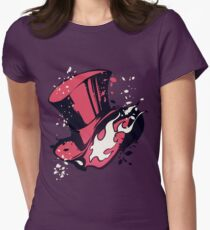 p5 (2) Womens Fitted T-Shirt