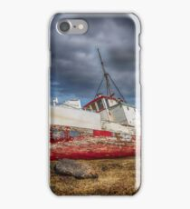 At the ground in Norway iPhone Case/Skin