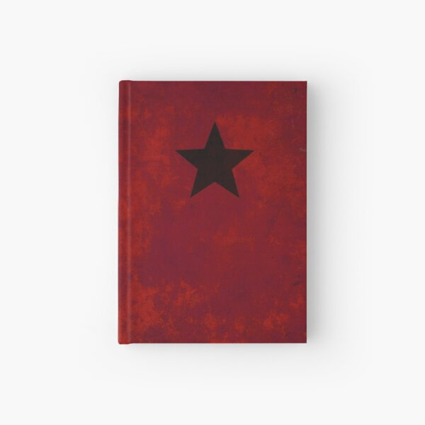 Winter Soldier Red Journal Hardcover Journal