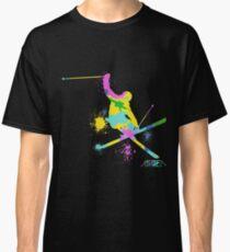 festive ski Classic T-Shirt