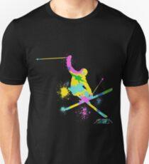 festive ski Unisex T-Shirt