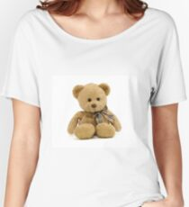 Cute Teddy Bear Women's Relaxed Fit T-Shirt