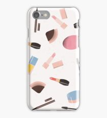 Beauty Items iPhone Case/Skin