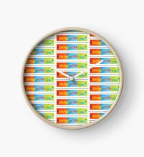 sing with me  Clock