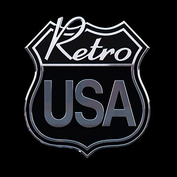 Retro USA by wellcesar