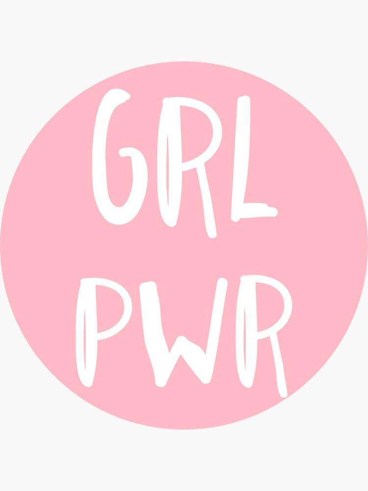 Girl Power #cadineradesign #redbubble by cadinera