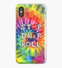 Stop Drop Roll iPhone Case