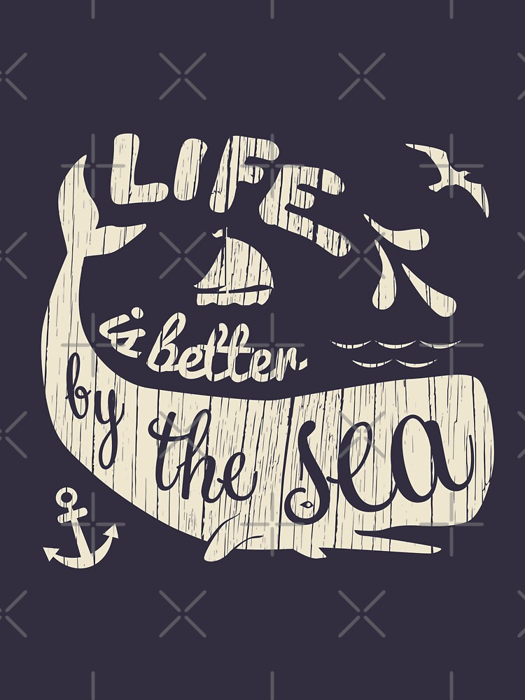 Life is Better By The Sea by KayWhittaker