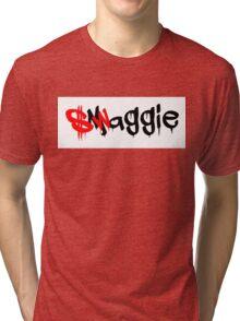 Swaggie/Maggie Tri-blend T-Shirt