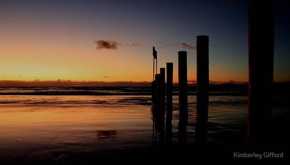 Sunset Secrets by Kimberley Gifford