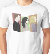 The Detectives and the Criminal Unisex T-Shirt