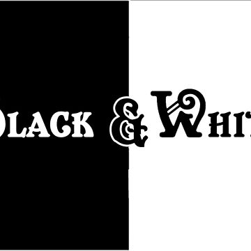Black and White by Cooper31