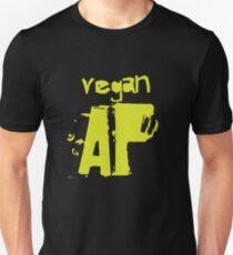 Vegan AF As F - Funny Healthy Food Unisex T-Shirt