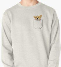 Pocket Corgi Pup Pullover