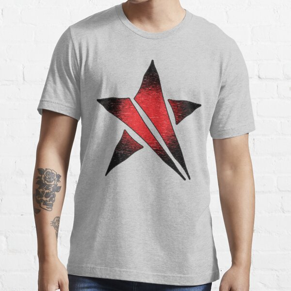 The Shattered Star (Red Alt 2) Essential T-Shirt