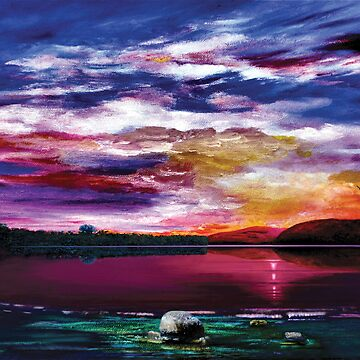 Loch Lomond by giovanniart