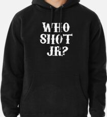 Who Shot J.R.? Pullover Hoodie