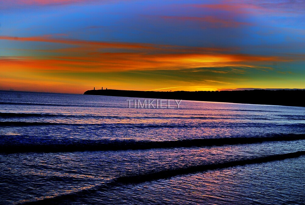BLUE WATER by TIMKIELY