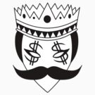Money Man with Crown by Eyeland Clothing