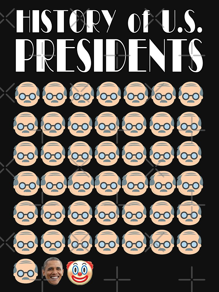 Image result for history of the presidency clown