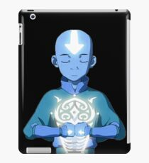 Aangs Avatar Staat mit Raava iPad-Hülle & Klebefolie