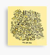 Mac DeMarco 'This Old Dog' Album Metal Print