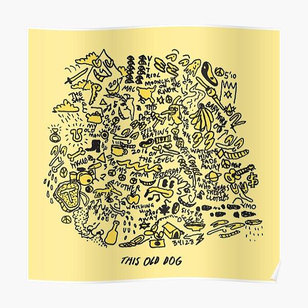 Mac DeMarco Album «Ce vieux chien» Poster