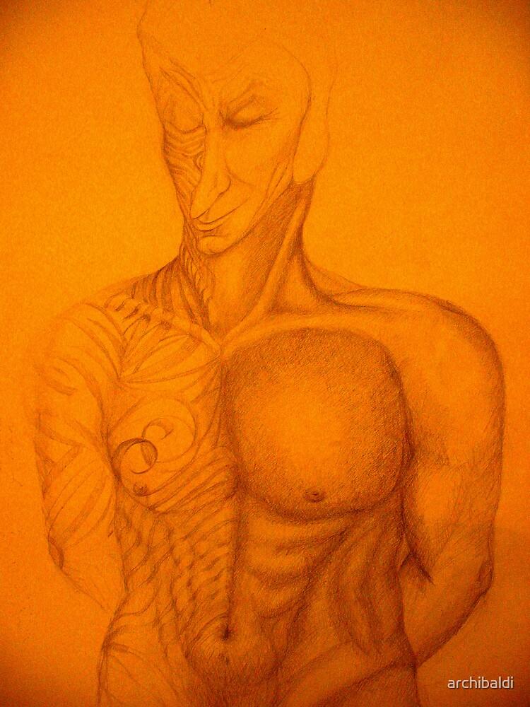 armor/warrior by archibaldi