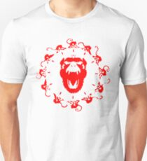 12 Monkeys - Face Clock Version Unisex T-Shirt