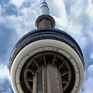CN Tower 2 by John Velocci