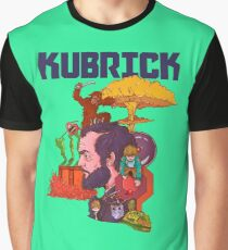 The Mind of Kubrick Graphic T-Shirt