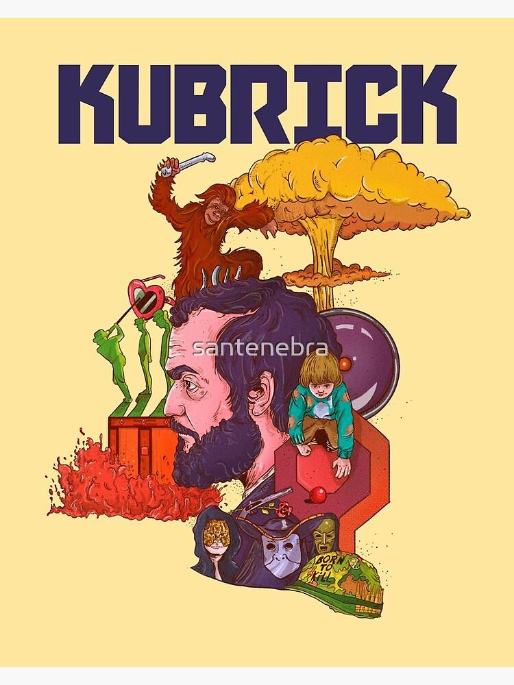 Der Geist von Kubrick von santenebra