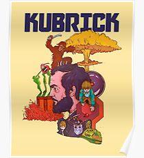 Póster La mente de Kubrick