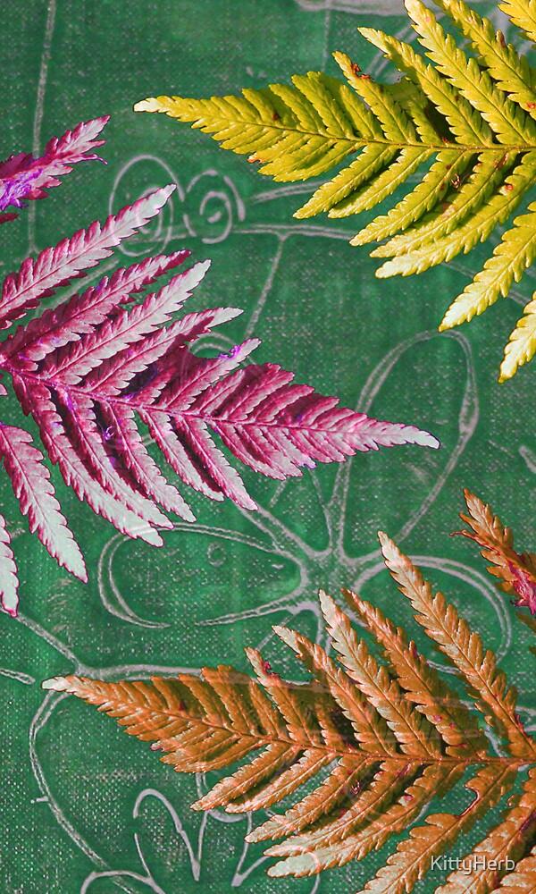 fern 2 by KittyHerb