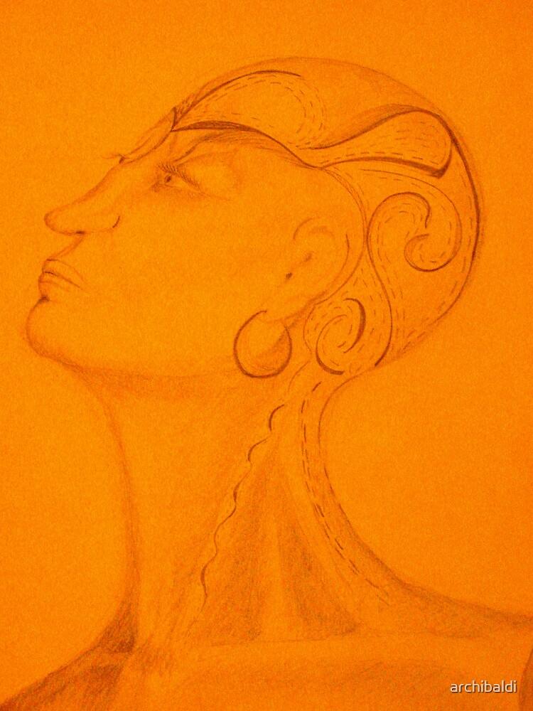 dadirri  her head by archibaldi