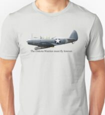The Dakota Warrior - a Tribute to Torpedo 8 and LtCDR John Waldron T-Shirt
