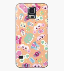 Pretty Cure Heart Case/Skin for Samsung Galaxy