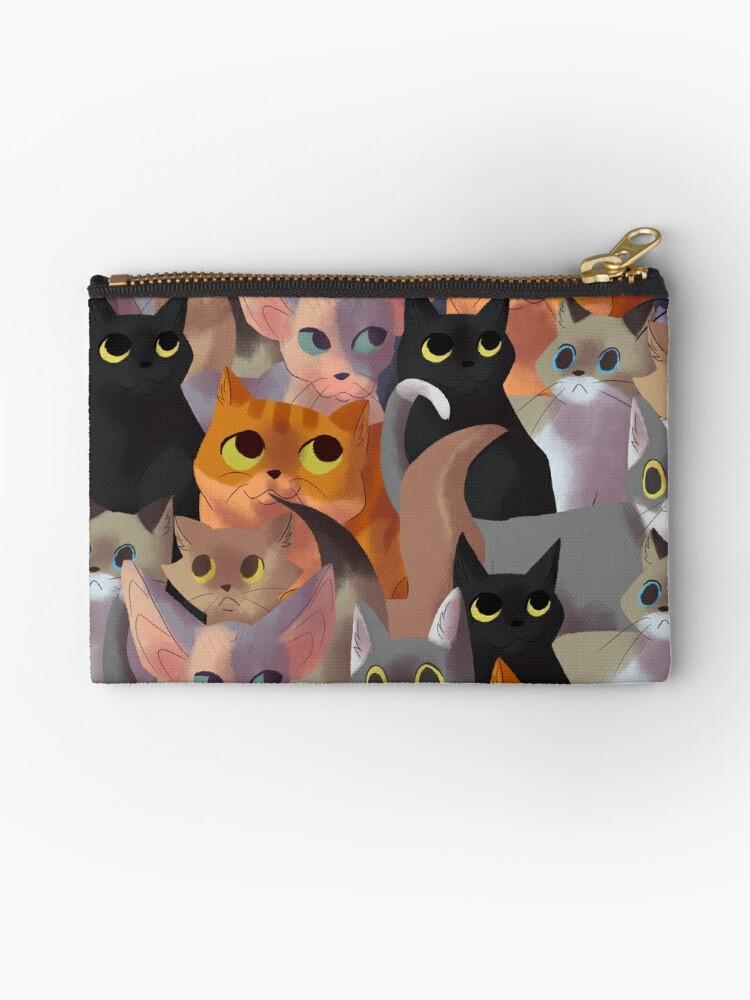 Lotsa cats by GAILLIEN Emma
