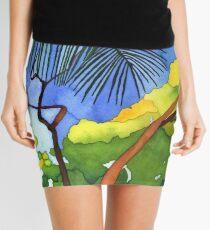 Morning Stretch Mini Skirt