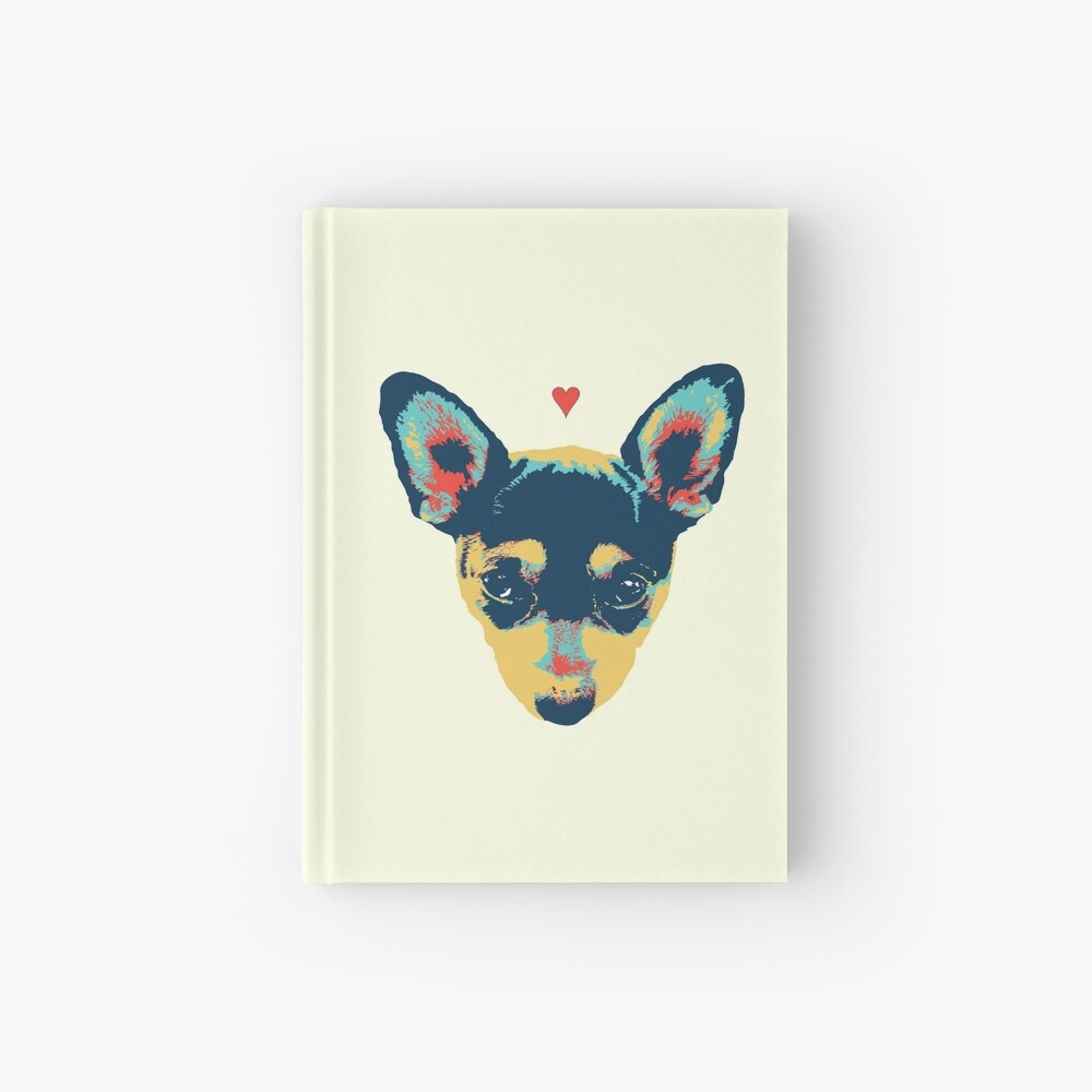 Pet Thoughts - Love Hardcover Journal