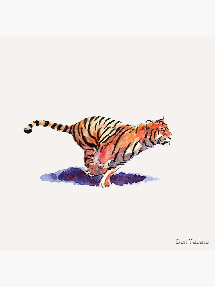 The Tiger by dmtab