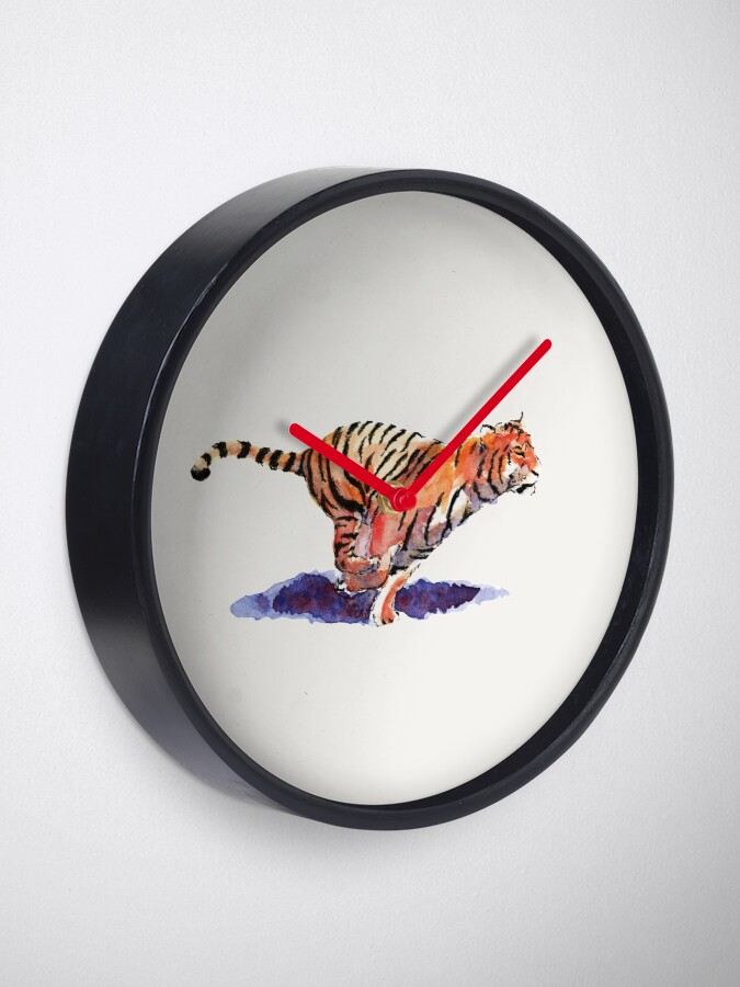 Alternate view of The Tiger Clock