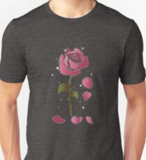 Rose Princess - Movie Petals - Princess Stuff T-Shirt