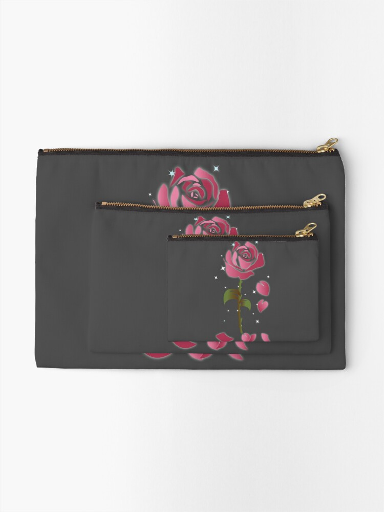 Alternate view of Rose Princess - Movie Petals - Princess Stuff Zipper Pouch