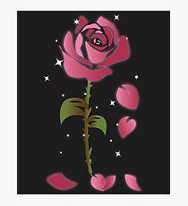 Rose Princess - Movie Petals - Princess Stuff Photographic Print