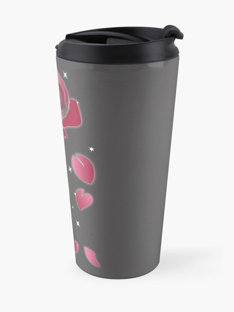 Alternate view of Rose Princess - Movie Petals - Princess Stuff Travel Mug