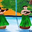Wahini & Kane by WhiteDove Studio kj gordon