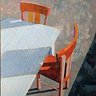 """Table & chairs"" by Richard Robinson"